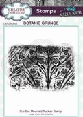 CE Rubber Stamp by Andy Skinner - Botanic Grunge - CEASRS020